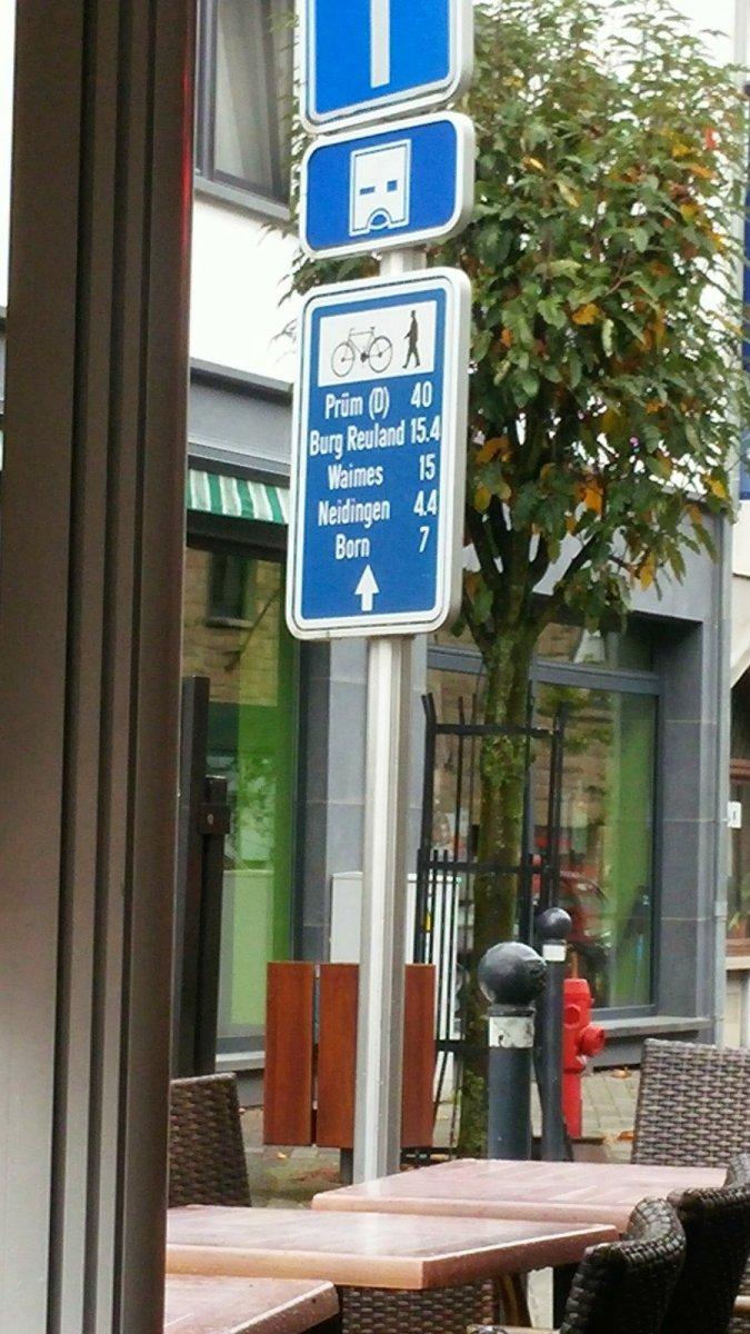 2014 Maastricht - Basel; deel 1 'balancerend op de taalgrenzen'