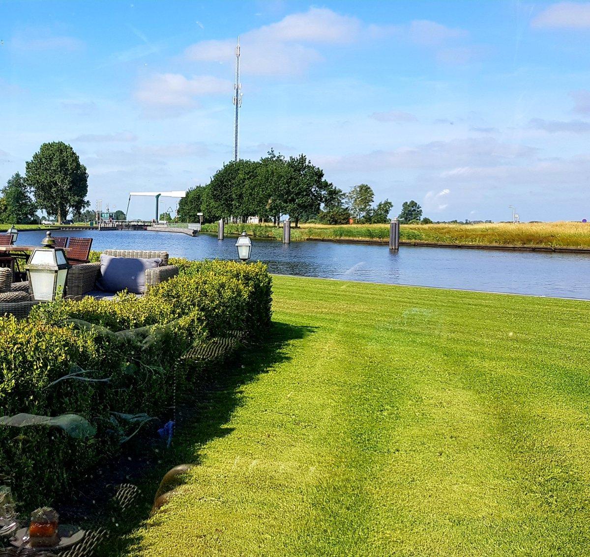 In Zonnig Zuid Friesland. Dag 2 Blokzijl - Haskerhorne 78 km
