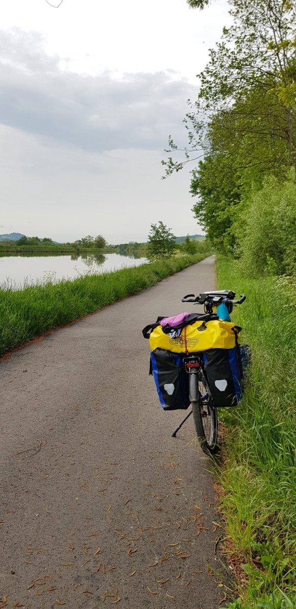 TG07 Véloroute a Nancy en verder (Metz - Nancy - Velle-sur-Moselle 106 km)
